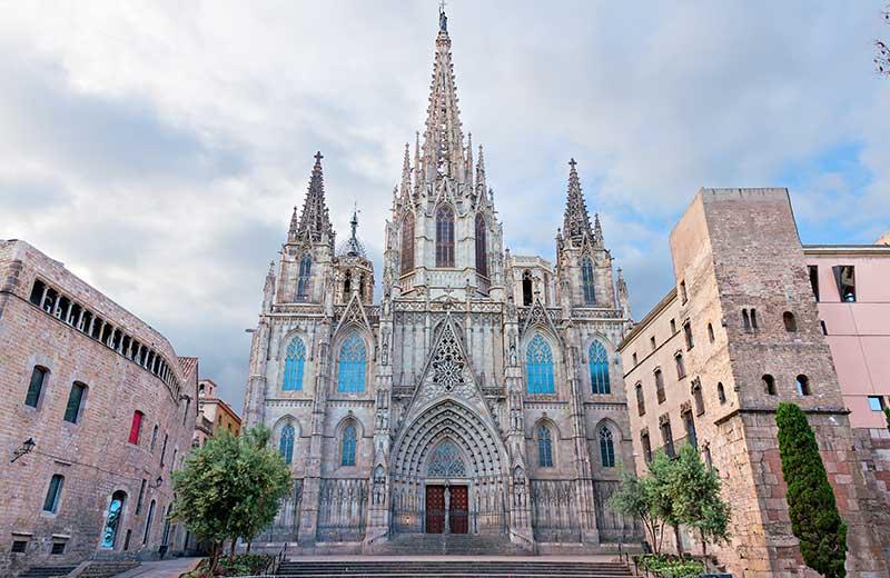 Barcelona Flights $404+