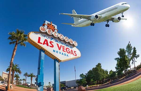 SF — Vegas only $109 R/T!