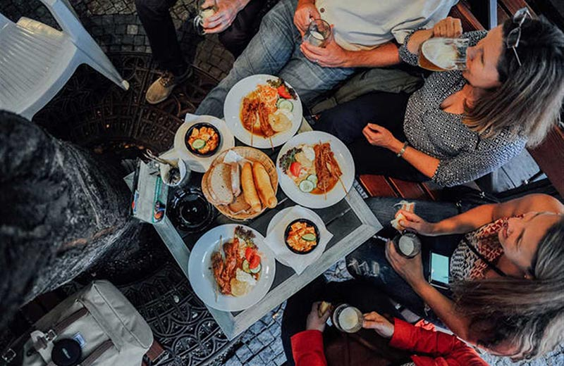 Save 35% on Foodie Tours!