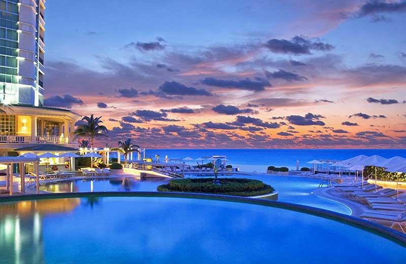 All Inclusive in Cancun