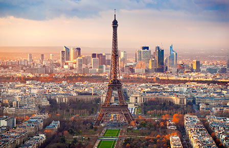 Paris RT Air from $367