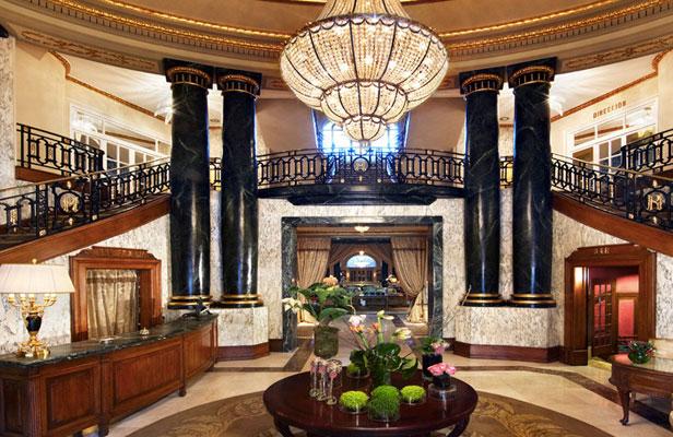 5-Star Luxury in Europe!