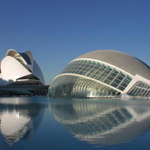 Two Tickets for City of Arts and Sciences