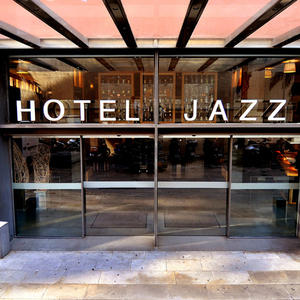 Three nights at Hotel Jazz Barcelona