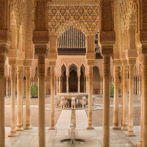Admission for Two to Alhambra Palace