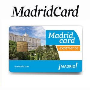 Two 3-day Madrid Cards
