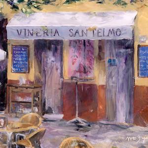 Romantic Tapas Dining at Vineria San Telmo