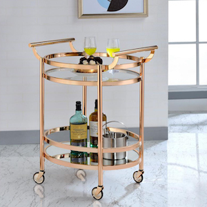 Lakelyn Serving Cart