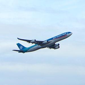 Fly California to Tahiti
