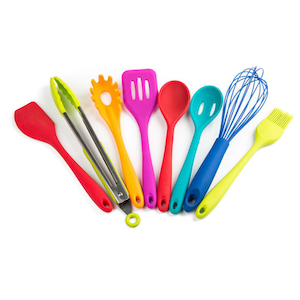 Essential Silicone Multi Utensils