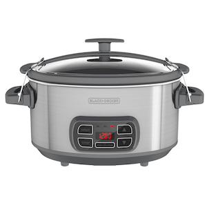 7 Qt. Programmable Slow Cooker