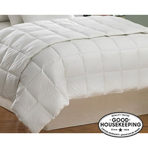 AllerEase Hot Water Washable Comforter