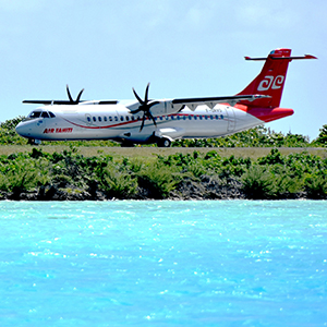 Two Roundtrip Tickets from Island to Island