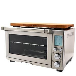 Breville Stainless Steel 1800W XL Smart Oven w/ Cutting Board