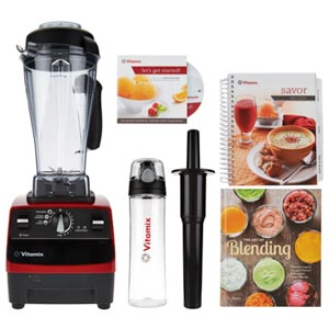 Vitamix 6300 Pre-Programmed Variable Speed 13-in-1 Blender