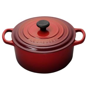 Le Creuset Signature Series 4.5-Qt Round Dutch Oven