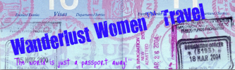 Wanderlust Women Travel