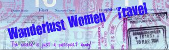 Wanderlust Women Travel