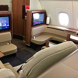 Upgrade: Business Class Airfaire