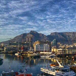 Upgrade: Cape Town Excursion