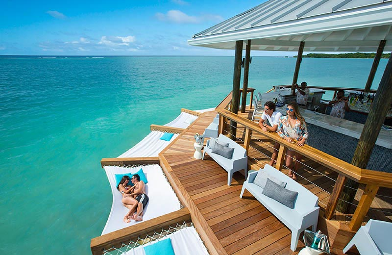 All-New Beachfront Resort