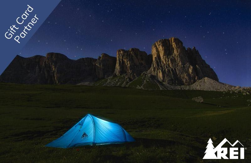 Camp Under The Stars