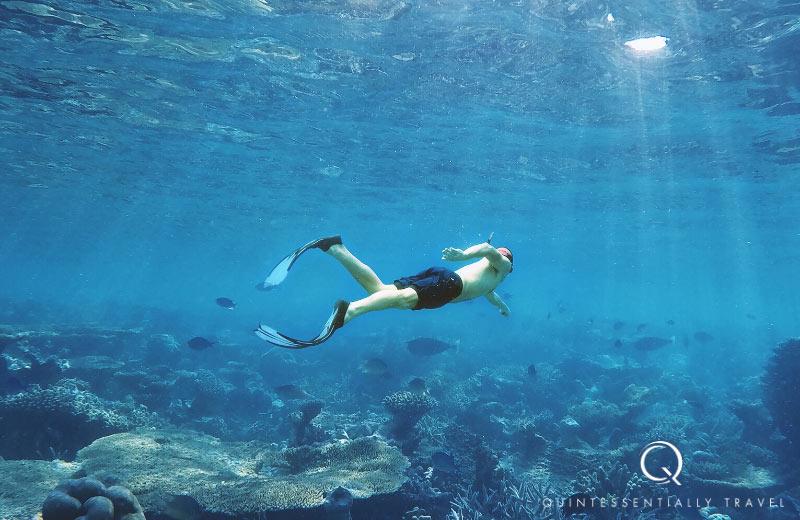 Adventure In The Maldives